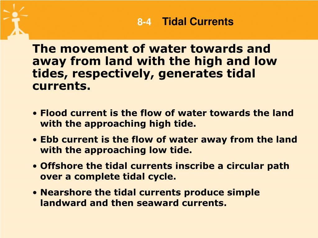 Tidal Currents