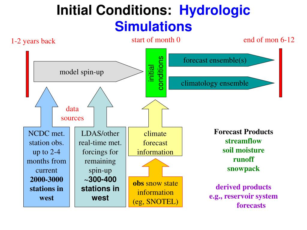 Initial Conditions: