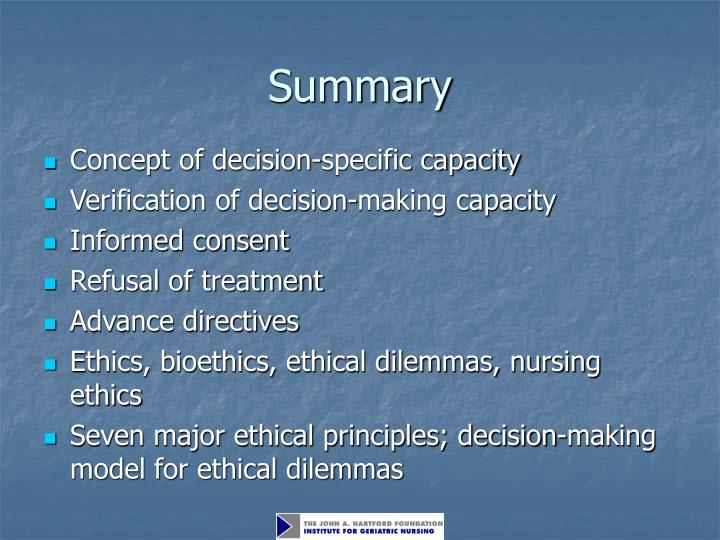 an overview of the ethical principles for patient care in the health community Students gain competence in applying the principles, processes, and tools used  in qi as  students are introduced to factors that impact patient safety and  explore ways of  this course is designed to provide students with an overview  of health care  in addition, concepts involving community health, community  theories,.