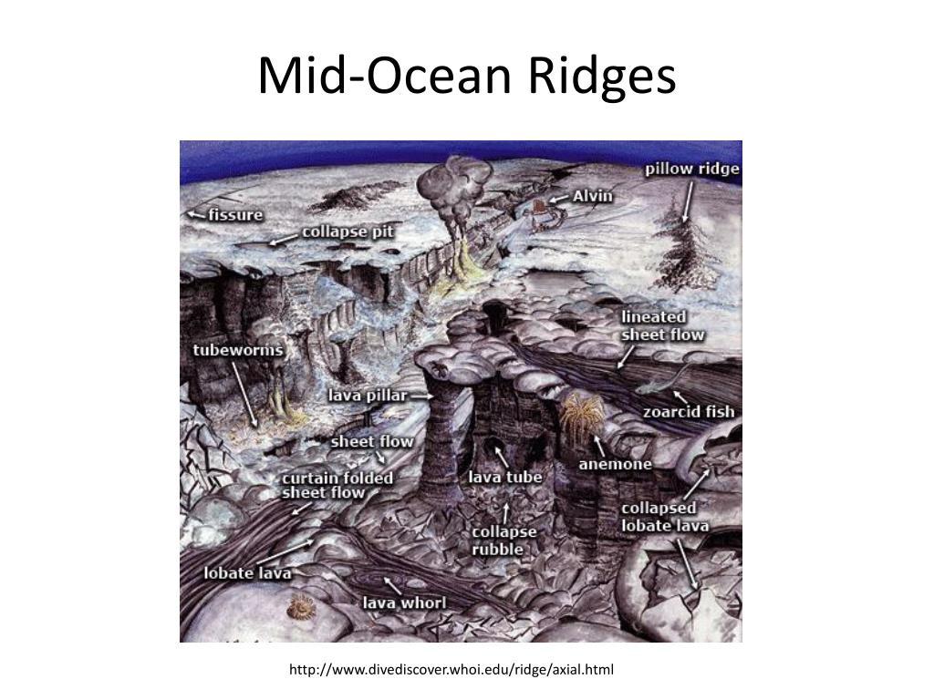 Mid-Ocean Ridges