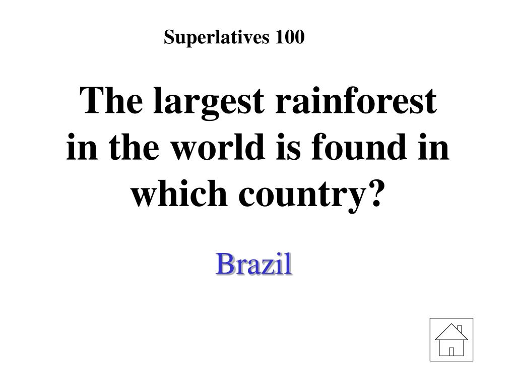 Superlatives 100