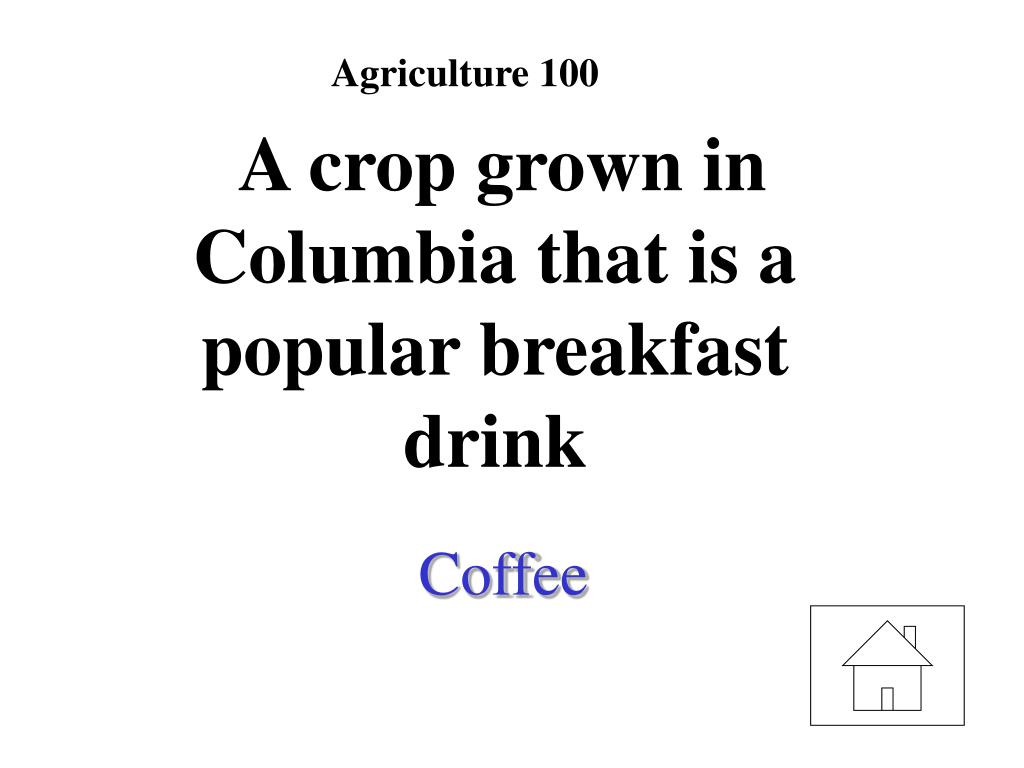 Agriculture 100