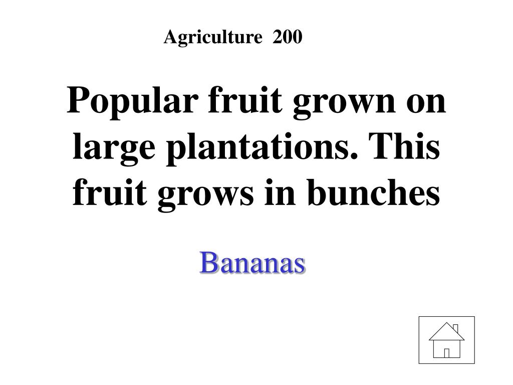 Agriculture  200