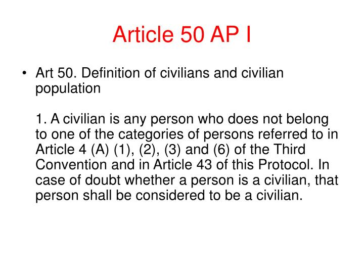 Article 50 AP I