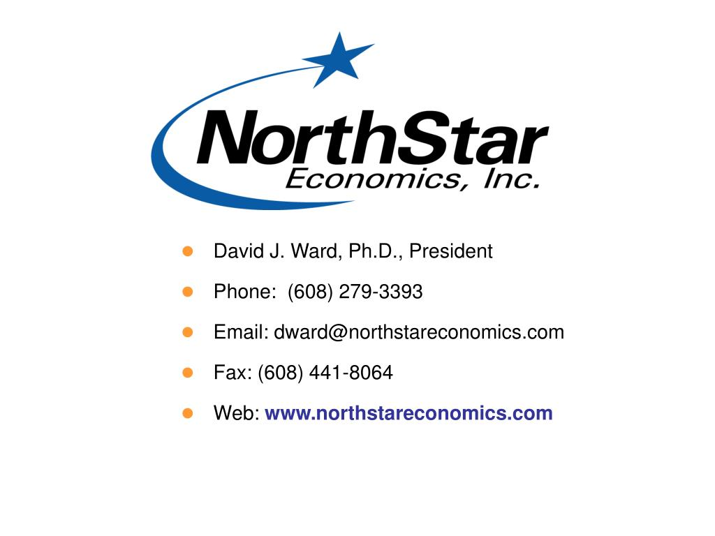David J. Ward, Ph.D., President