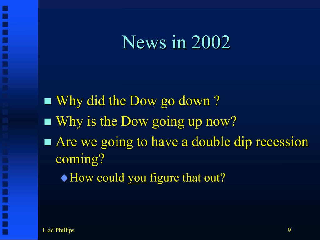 News in 2002
