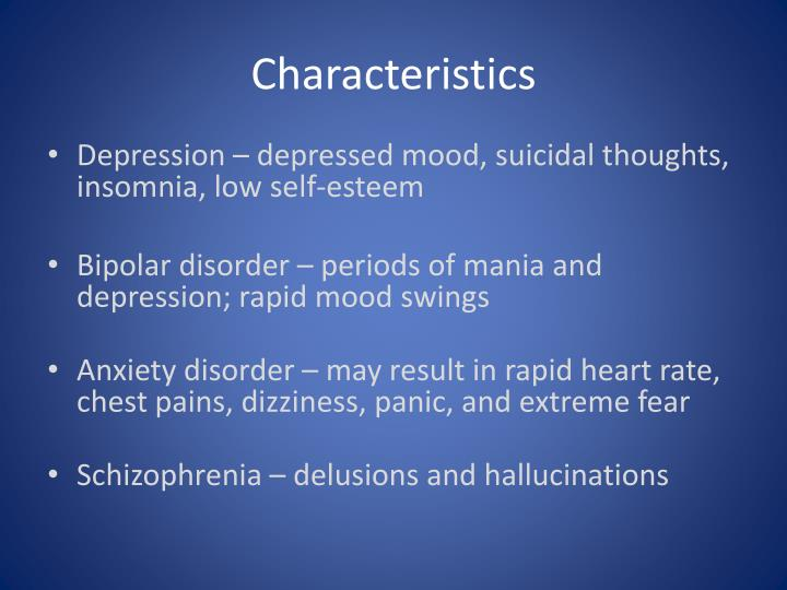Depression Symptoms & Types