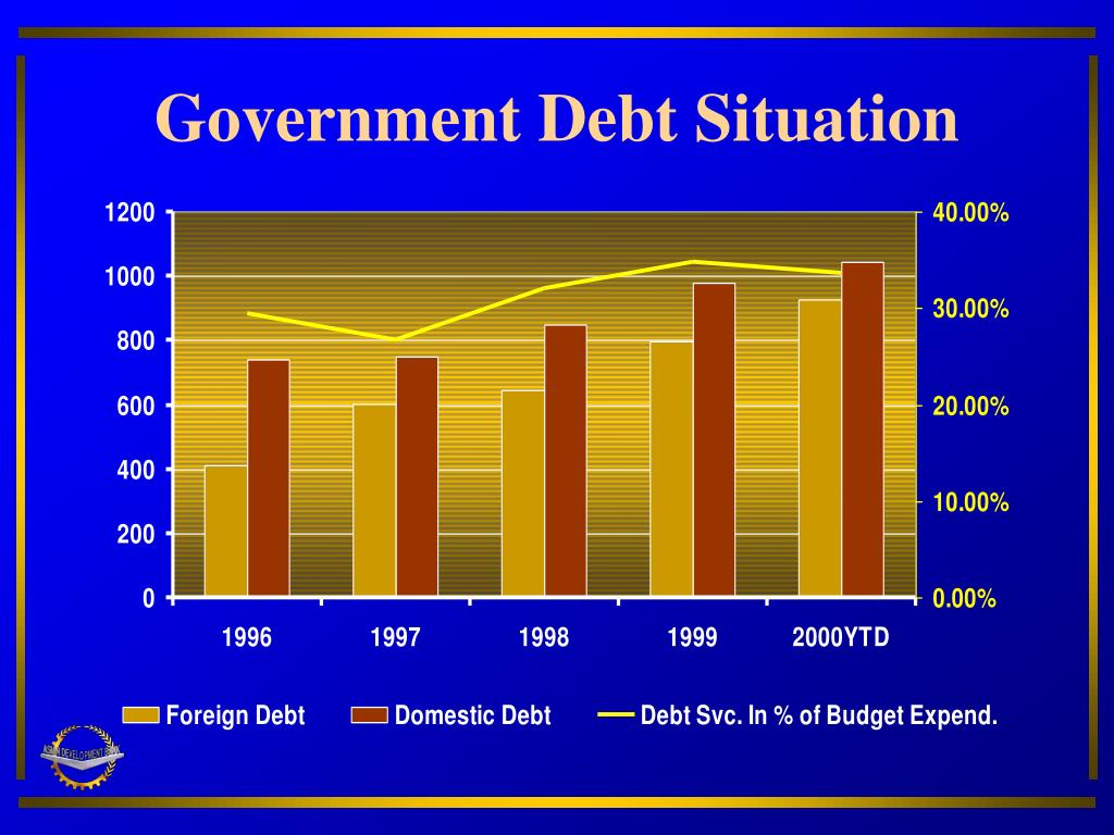 Government Debt Situation