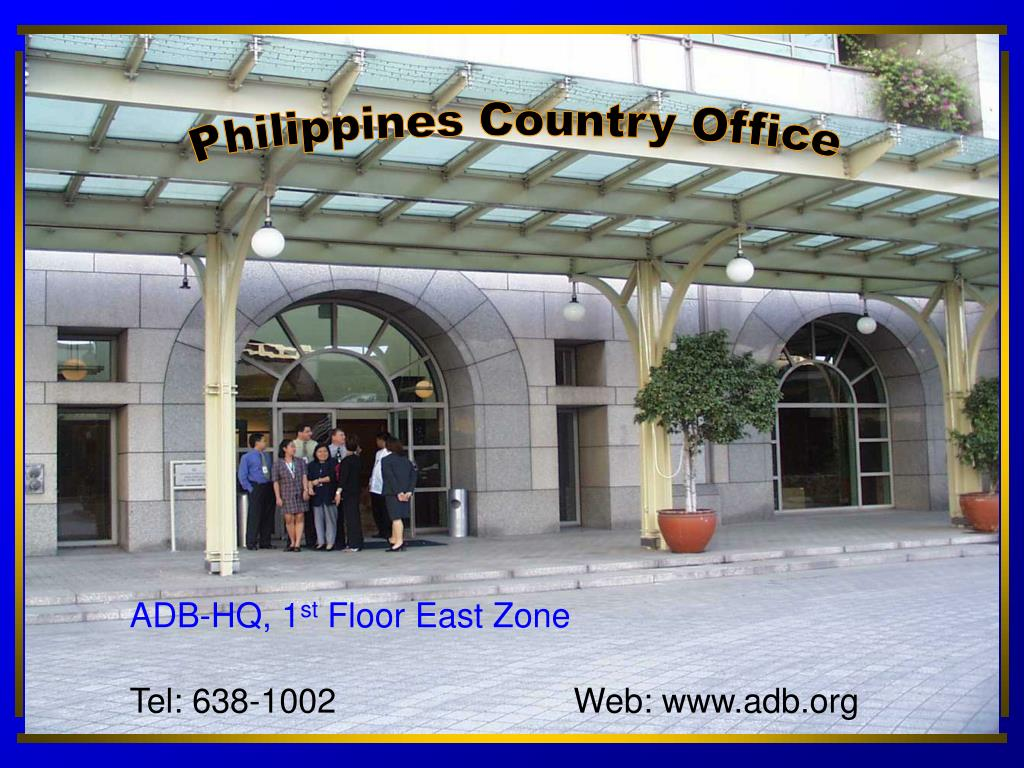 Philippines Country Office
