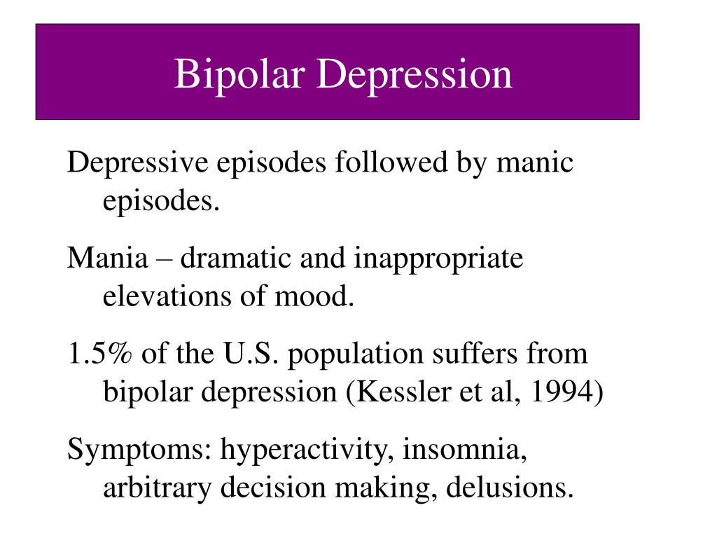 Bipolar Depression