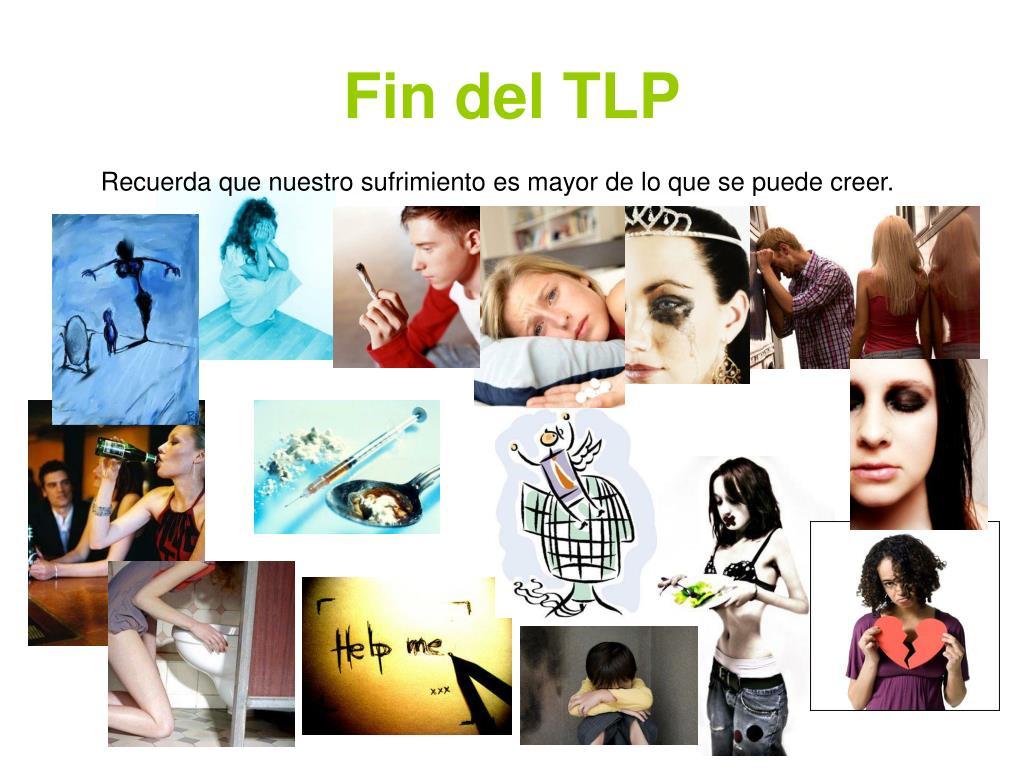 Fin del TLP