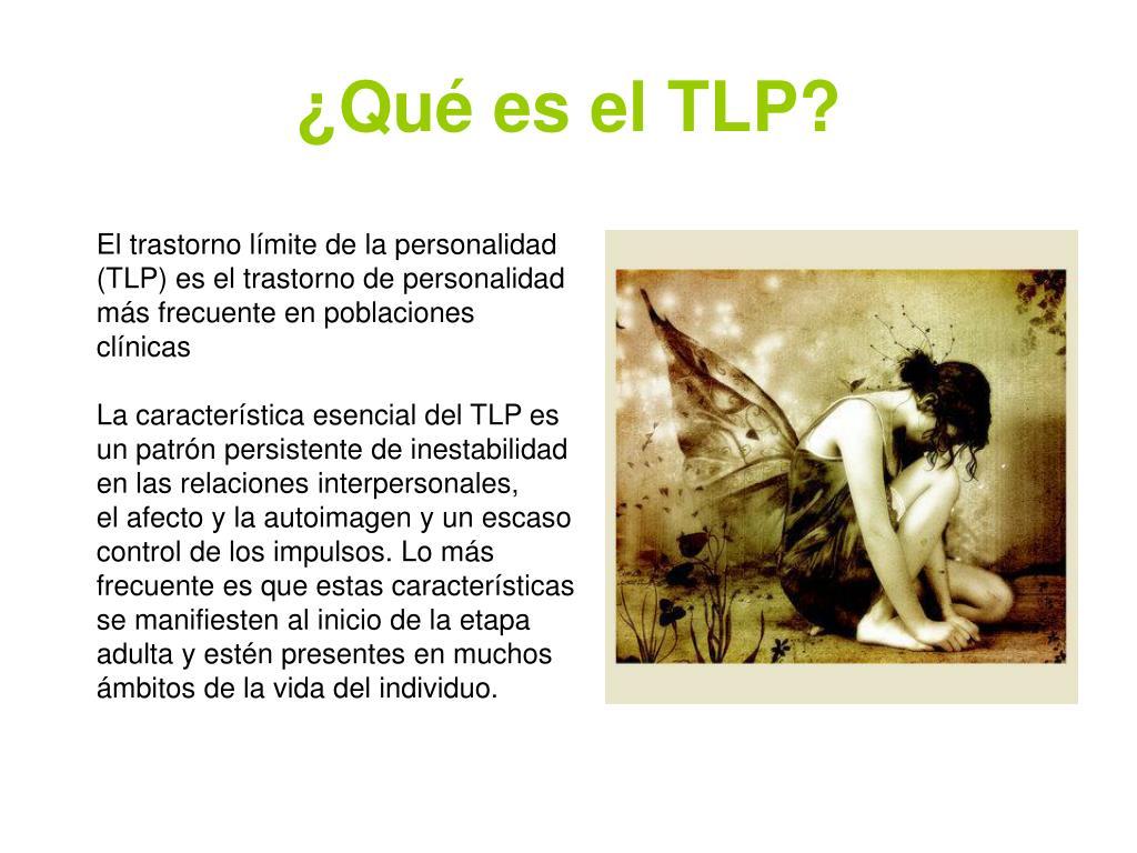 ¿Qué es el TLP?