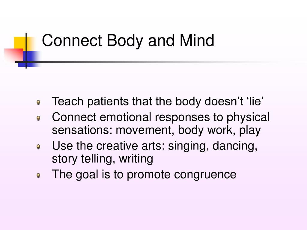 Connect Body and Mind
