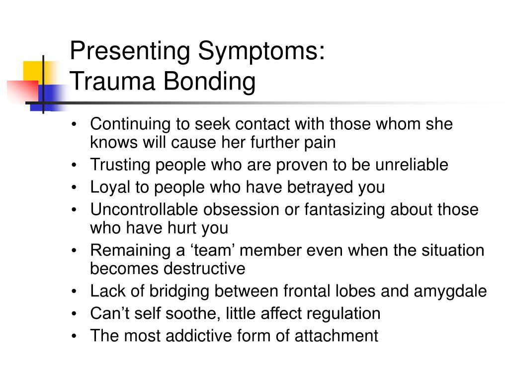 Presenting Symptoms: