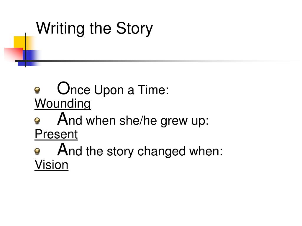 Writing the Story
