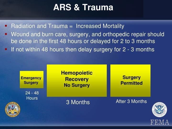 ARS & Trauma