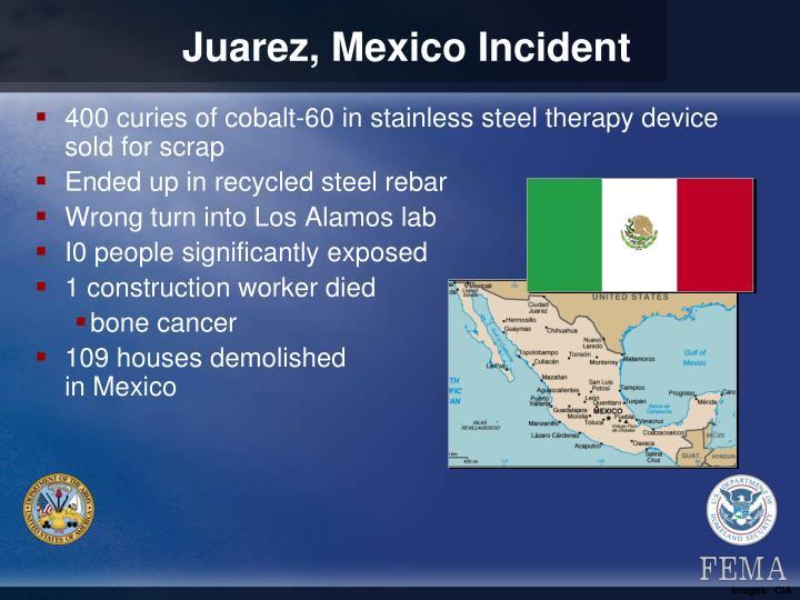 Juarez, Mexico Incident