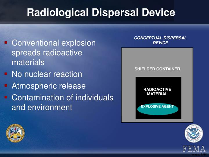 Radiological Dispersal Device