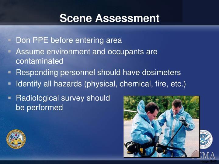 Scene Assessment
