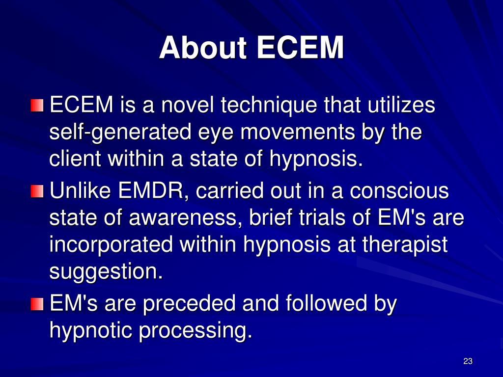 About ECEM