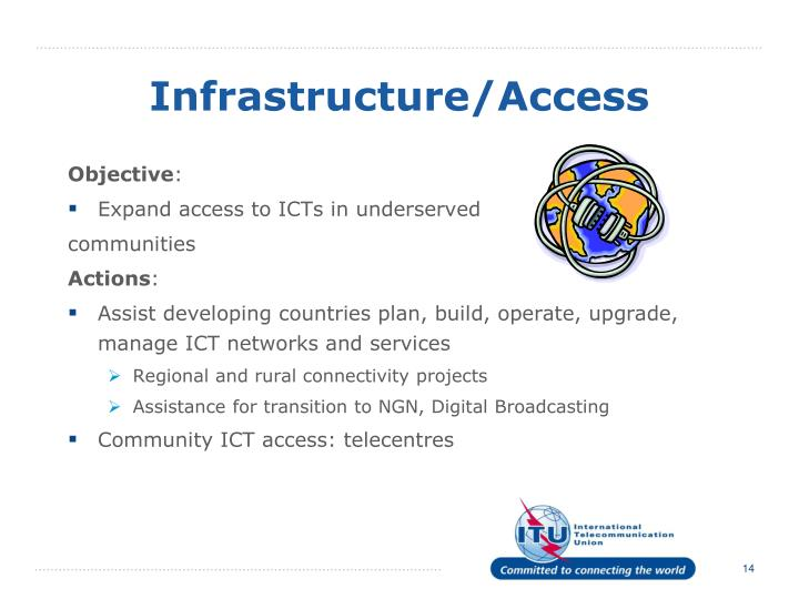 Infrastructure/Access