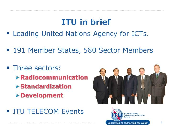 Itu in brief