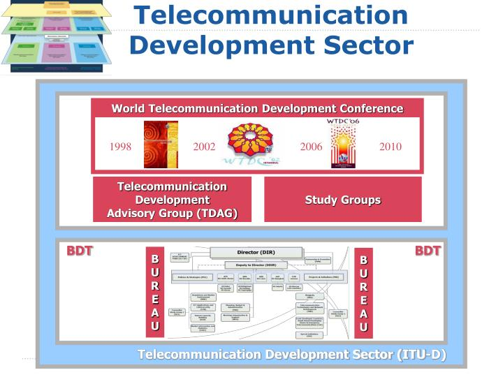 Telecommunication Development Sector