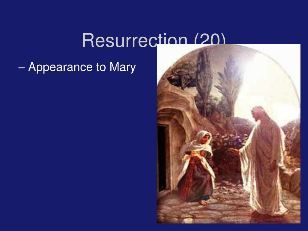 Resurrection (20)