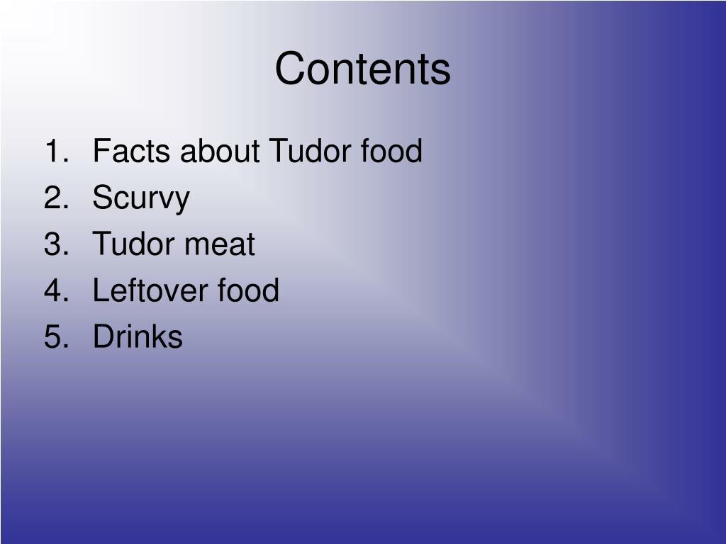 Contents