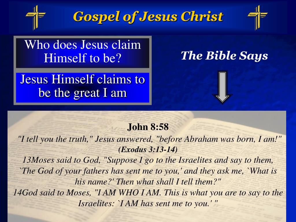Gospel of Jesus Christ