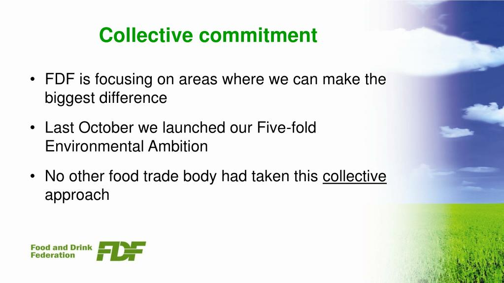 Collective commitment