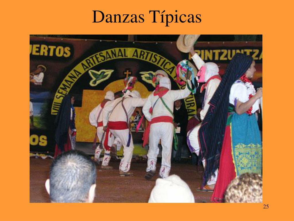 Danzas Típicas