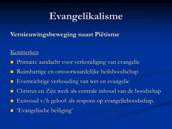 Evangelikalisme