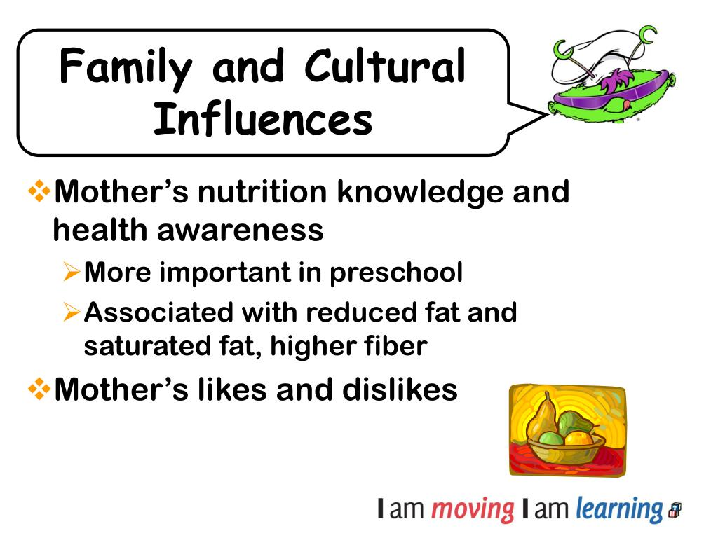 Family and Cultural Influences