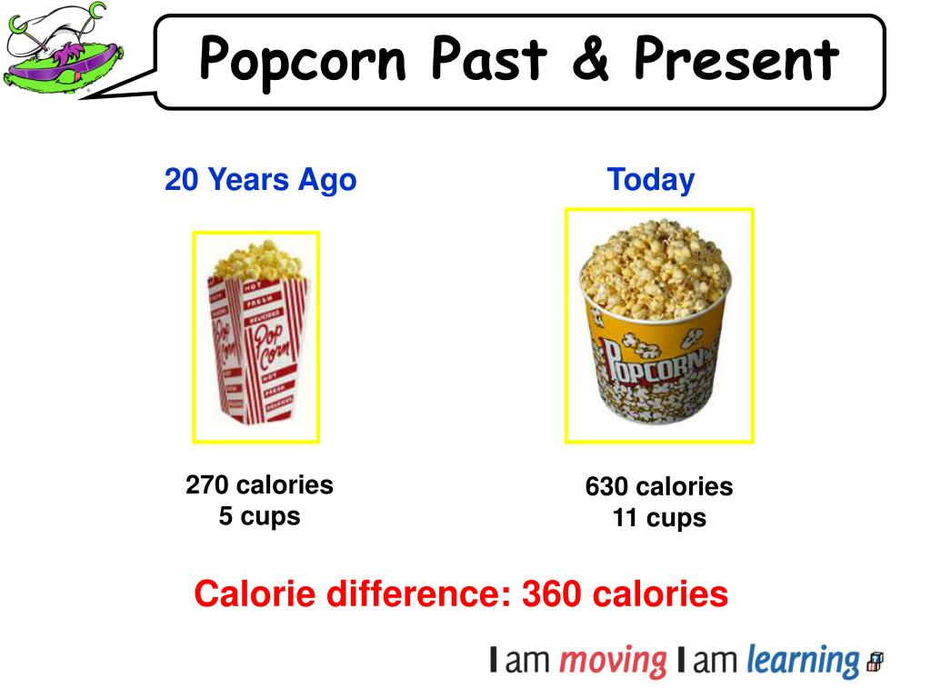 Popcorn Past & Present
