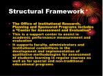 structural framework