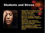 students and stress35