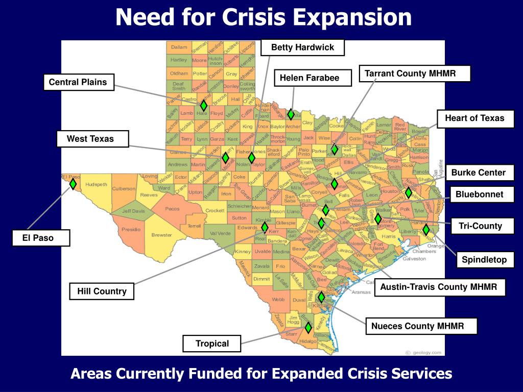 Need for Crisis Expansion