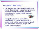 employer case study