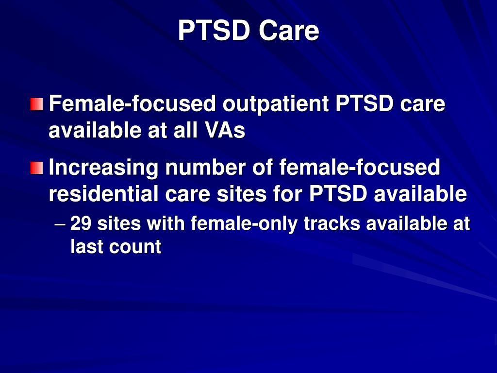 PTSD Care
