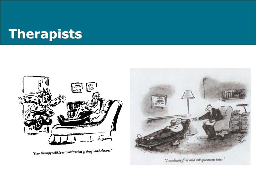 Therapists