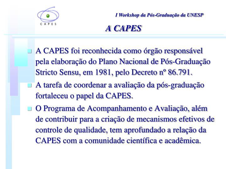 A CAPES