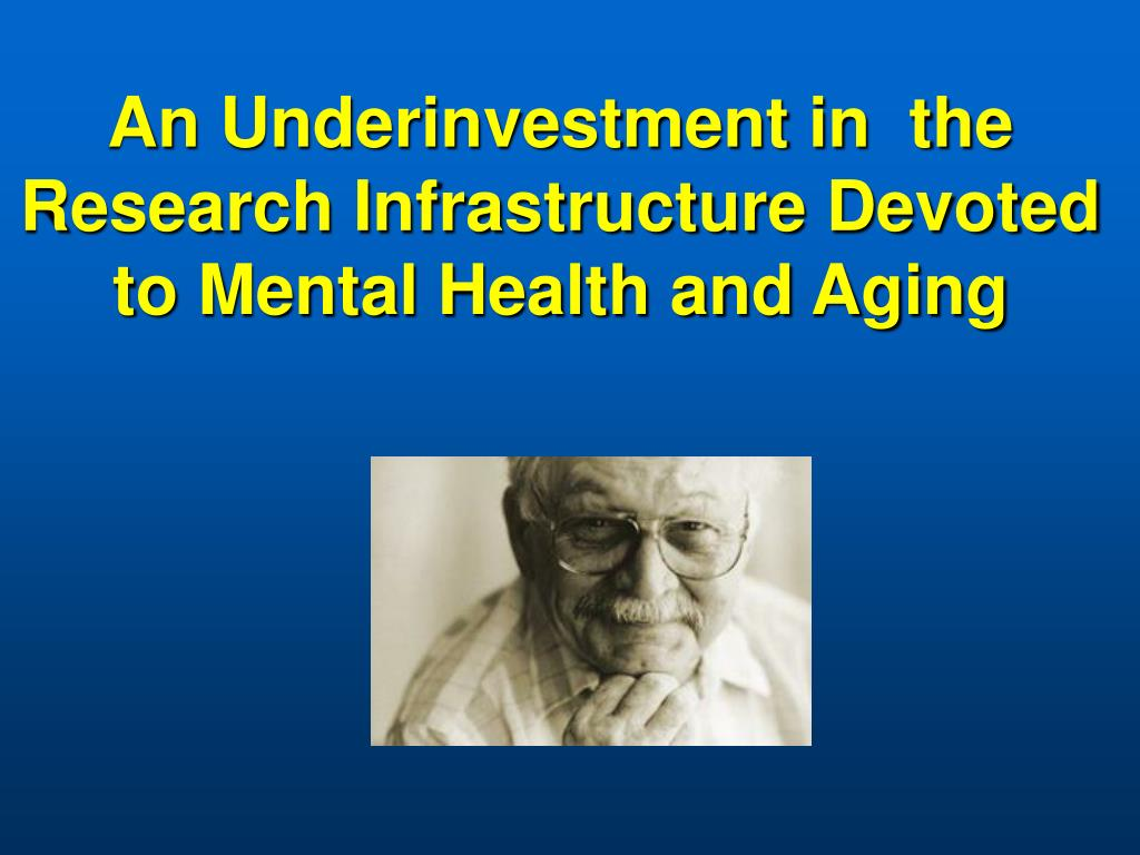 An Underinvestment in  the