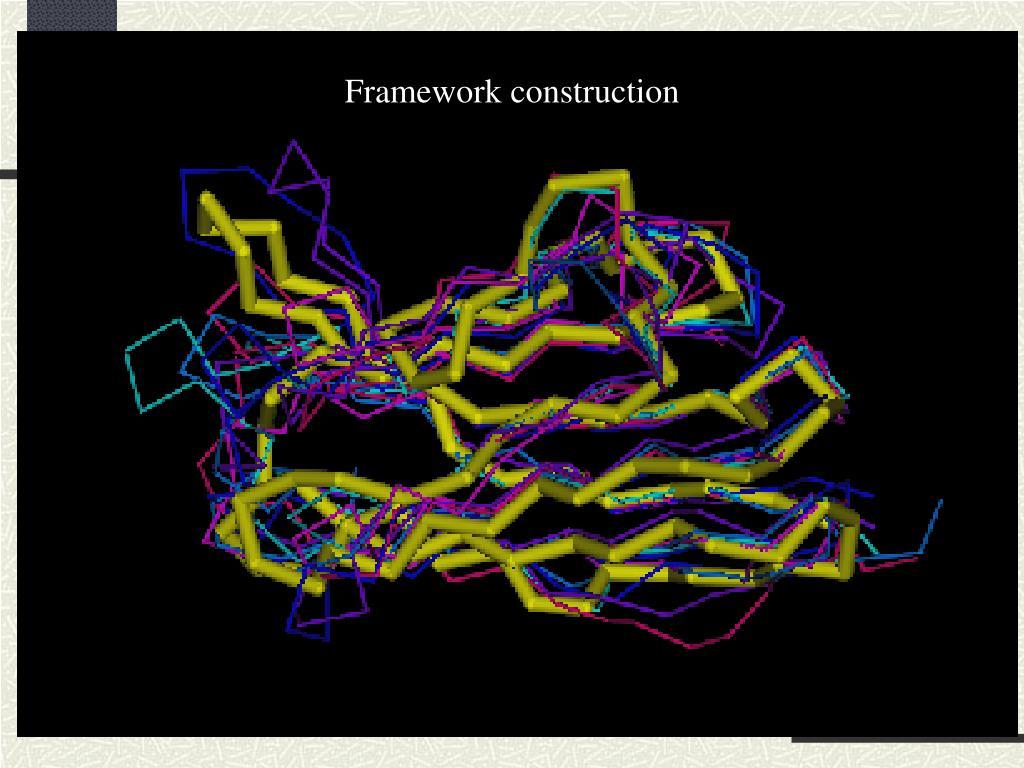 Framework construction