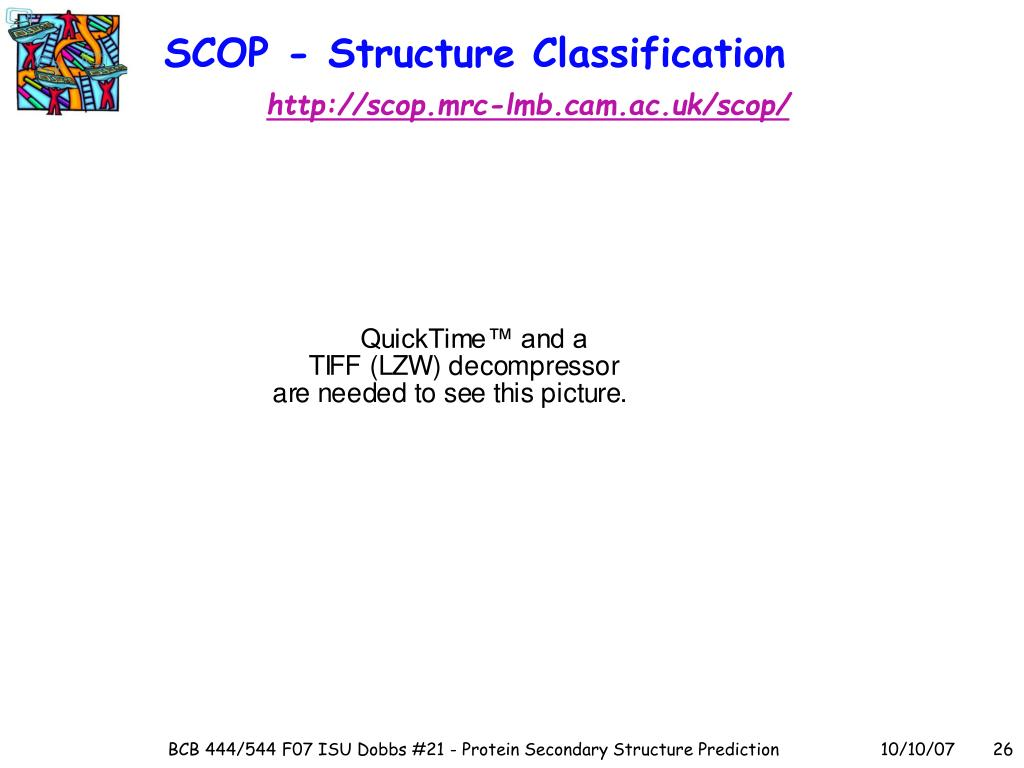 SCOP - Structure Classification