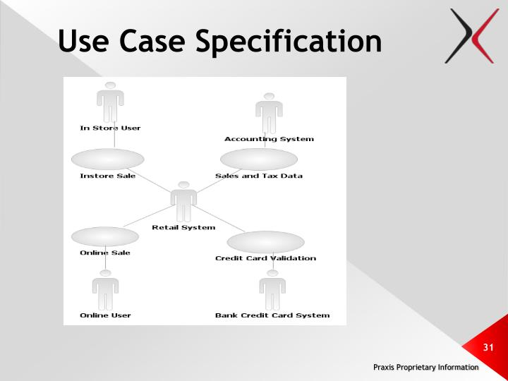 Use Case Specification