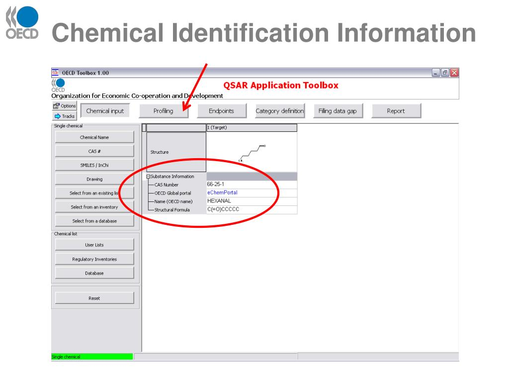 Chemical Identification Information