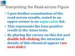 interpreting the read across figure67