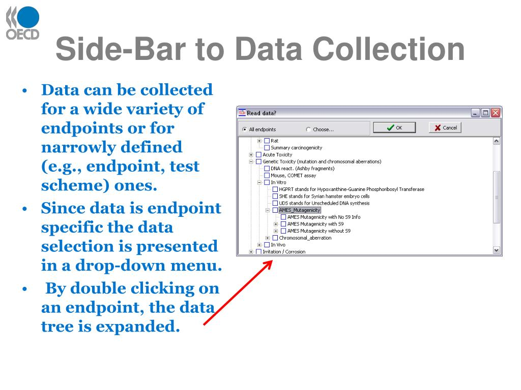 Side-Bar to Data Collection