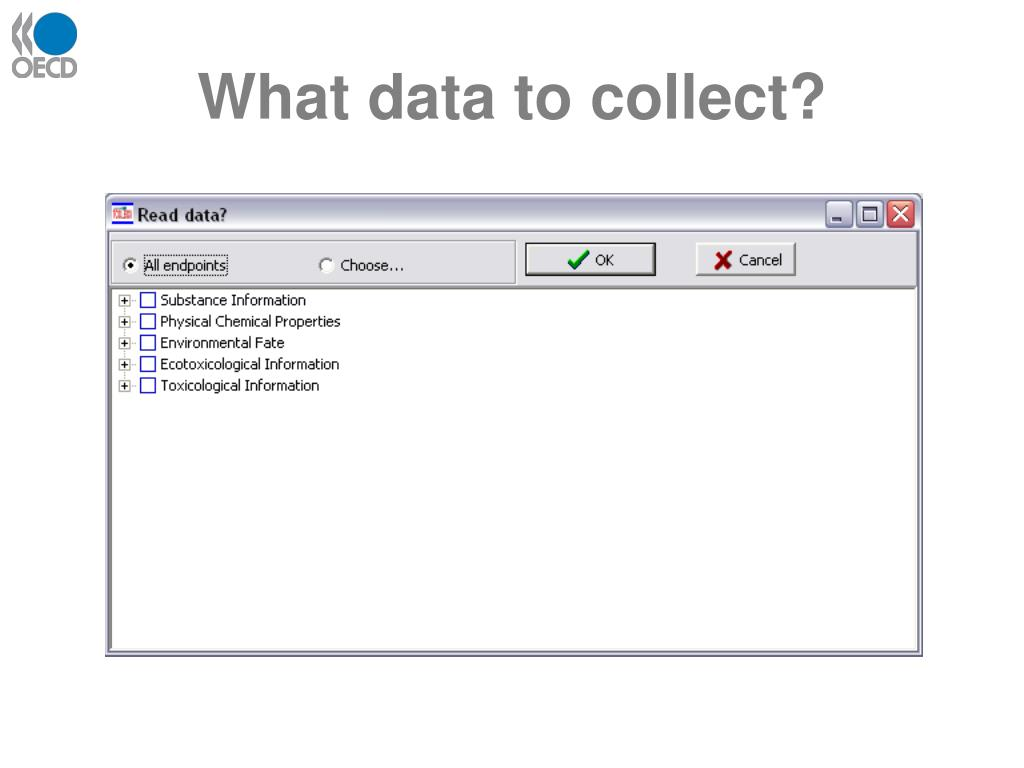 What data to collect?